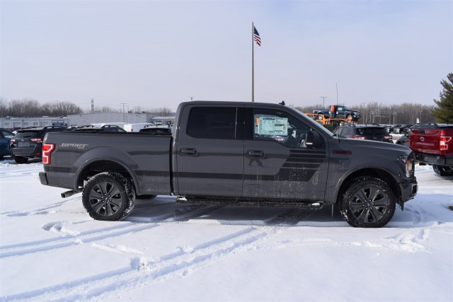 2018 F-150 SuperCrew Cab 4x4,  Pickup #1883279 - photo 3