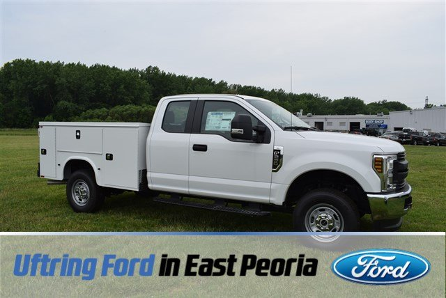 2018 F-250 Super Cab 4x4,  Knapheide Standard Service Body #1885543 - photo 1