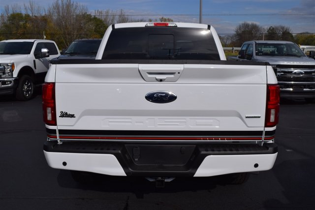 2018 F-150 Crew Cab 4x4 Pickup #1890059 - photo 8
