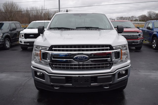 2019 F-150 SuperCrew Cab 4x4,  Pickup #1901144 - photo 9