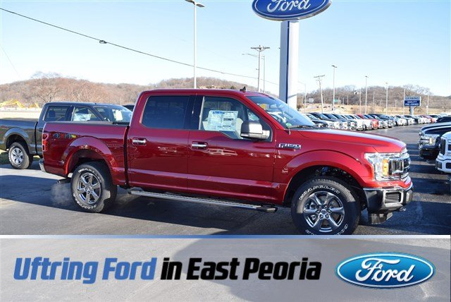 2019 F-150 SuperCrew Cab 4x4,  Pickup #1909842 - photo 1