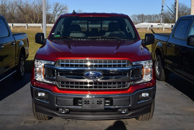 2019 F-150 SuperCrew Cab 4x4,  Pickup #1909842 - photo 10