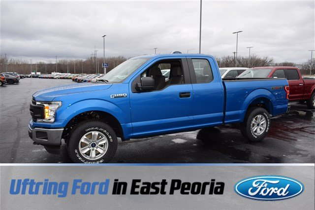 2019 F-150 Super Cab 4x4,  Pickup #1919074 - photo 1
