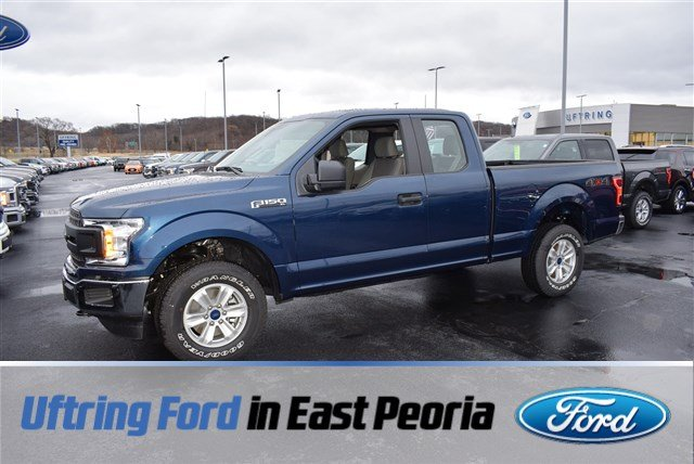 2019 F-150 Super Cab 4x4,  Pickup #1919075A - photo 1