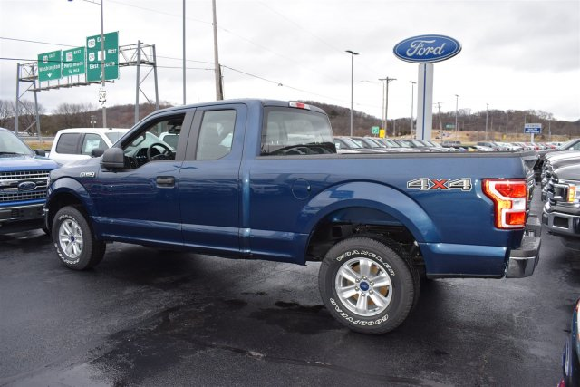2019 F-150 Super Cab 4x4,  Pickup #1919075A - photo 2
