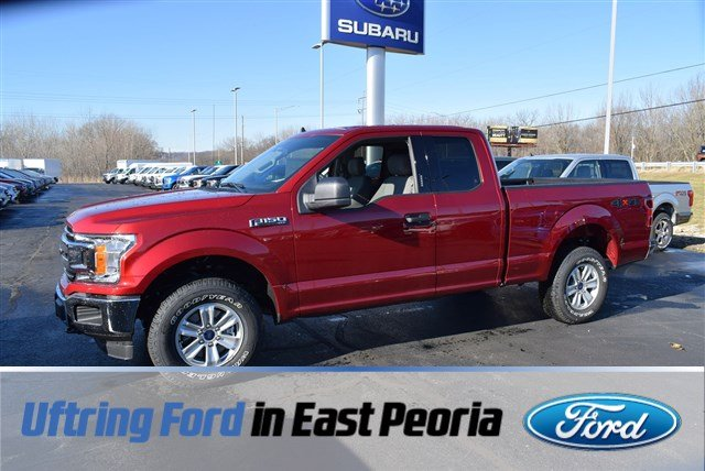 2019 F-150 Super Cab 4x4,  Pickup #1919077 - photo 1