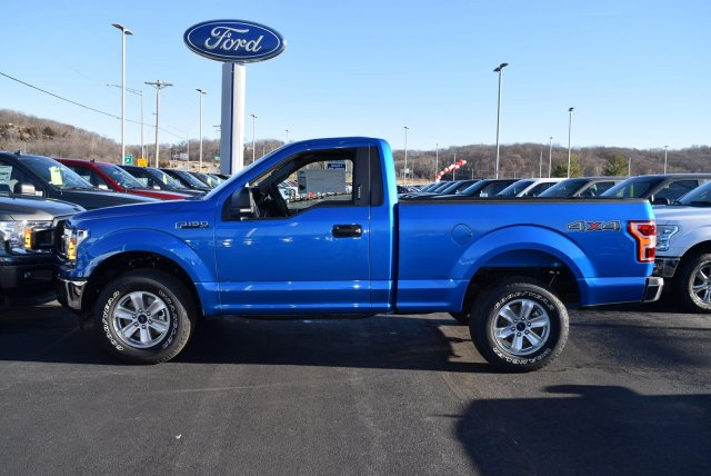2019 F-150 Regular Cab 4x4,  Pickup #1928355 - photo 3