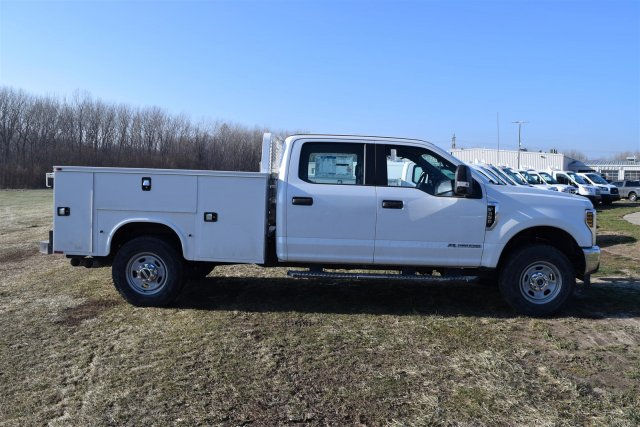 2019 F-350 Crew Cab 4x4,  Knapheide Service Body #1991556 - photo 3