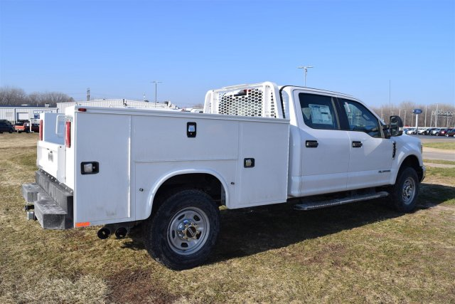 2019 F-350 Crew Cab 4x4,  Knapheide Service Body #1991556 - photo 2