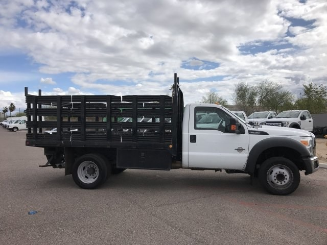 2015 F-450 Regular Cab DRW 4x2, Stake Bed #C187 - photo 4