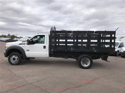 2015 F-450 Regular Cab DRW 4x2, Stake Bed #C187 - photo 5