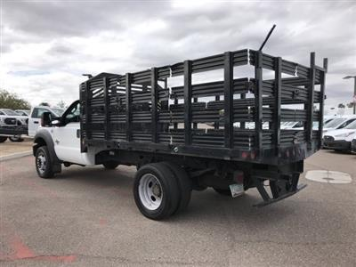 2015 F-450 Regular Cab DRW 4x2, Stake Bed #C187 - photo 7