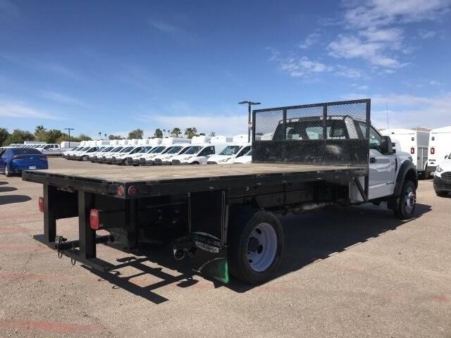 2018 F-450 Regular Cab DRW 4x4, Platform Body #C231 - photo 1