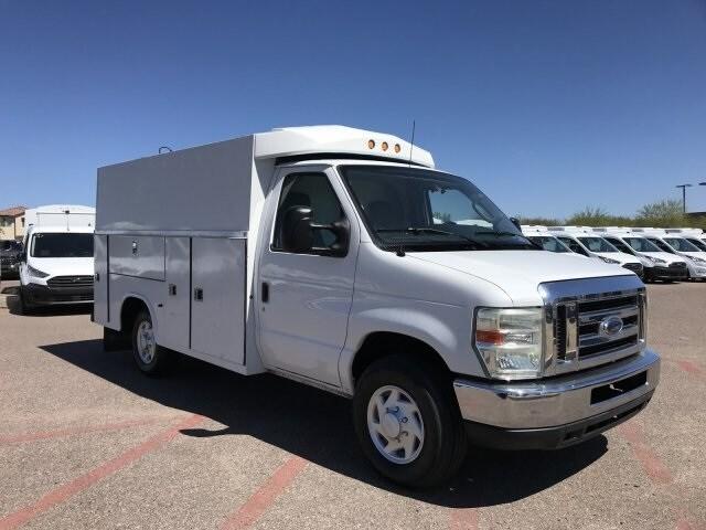 2011 E-350 RWD, Service Utility Van #C233 - photo 1