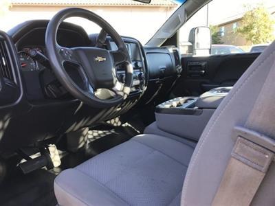 2015 Silverado 3500 Regular Cab 4x2, Royal Stake Bed #C235 - photo 13