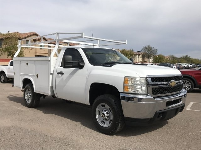 2011 Silverado 2500 Regular Cab 4x2, Service Body #C236 - photo 1