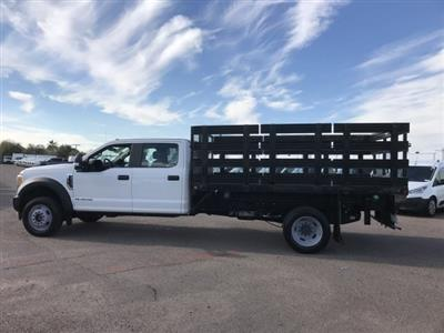 2017 F-550 Crew Cab DRW 4x4, Stake Bed #C244 - photo 5