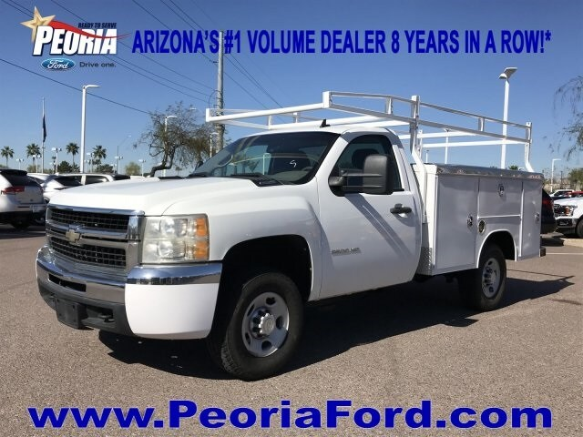 2010 Silverado 2500 Regular Cab 4x2, Service Body #C264 - photo 1