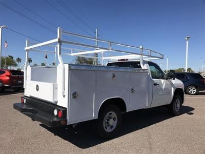 2010 Silverado 2500 Regular Cab 4x2, Service Body #C264 - photo 2