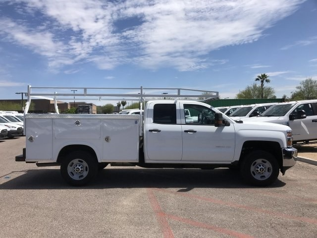2019 Silverado 2500 Double Cab 4x2, Royal Service Body #C265 - photo 8