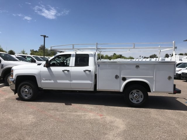 2019 Silverado 2500 Double Cab 4x2, Royal Service Body #C265 - photo 10