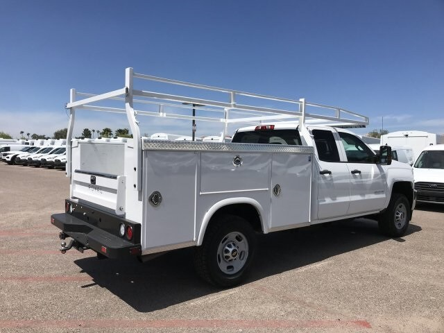 2019 Silverado 2500 Double Cab 4x2, Royal Service Body #C265 - photo 2