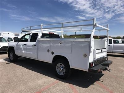 2019 Silverado 2500 Double Cab 4x2, Royal Service Body #C265 - photo 3