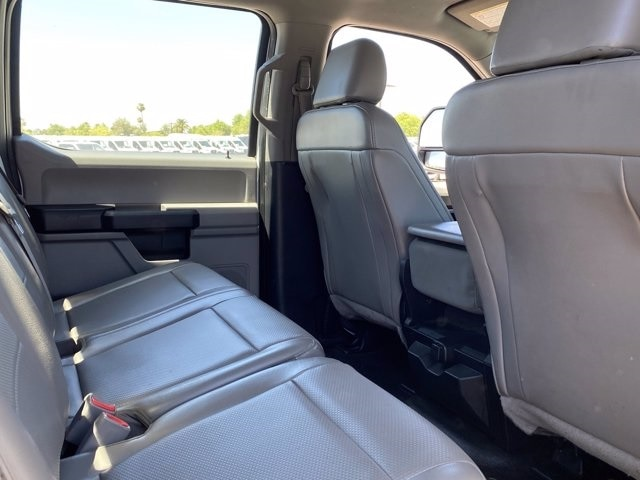 2017 Ford F-550 Crew Cab DRW 4x4, Stake Bed #C289 - photo 12