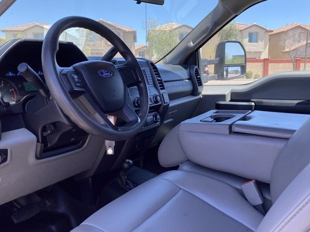 2017 Ford F-550 Crew Cab DRW 4x4, Stake Bed #C289 - photo 21