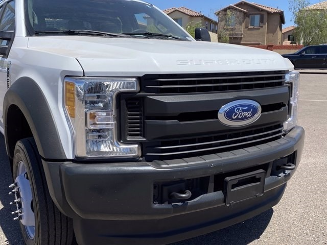 2017 Ford F-550 Crew Cab DRW 4x4, Stake Bed #C289 - photo 3