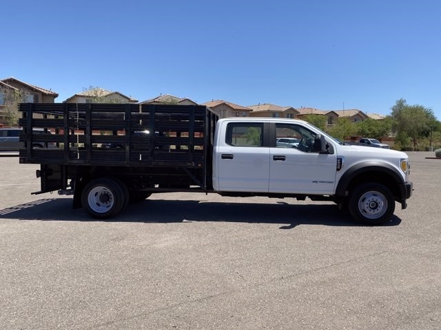 2017 Ford F-550 Crew Cab DRW 4x4, Stake Bed #C289 - photo 4