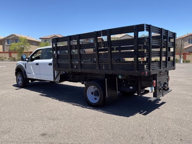 2017 Ford F-550 Crew Cab DRW 4x4, Stake Bed #C289 - photo 7