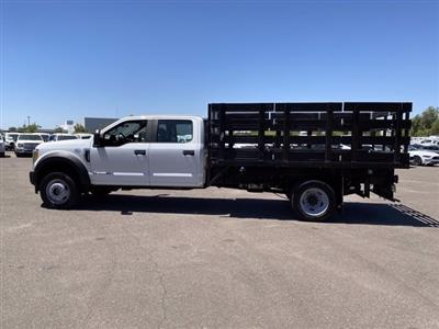2017 Ford F-550 Crew Cab DRW 4x4, Stake Bed #C289 - photo 5