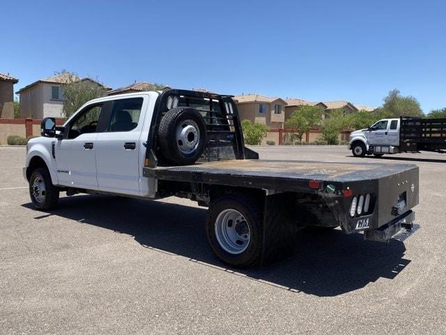 2018 Ford F-350 Crew Cab DRW 4x4, CM Truck Beds RD Model Platform Body #C291 - photo 7