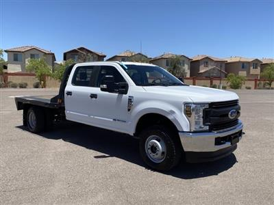 2018 Ford F-350 Crew Cab DRW 4x4, CM Truck Beds RD Model Platform Body #C291 - photo 1