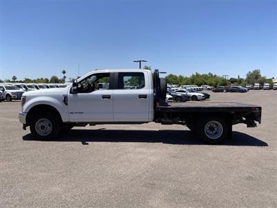 2018 Ford F-350 Crew Cab DRW 4x4, CM Truck Beds RD Model Platform Body #C291 - photo 5