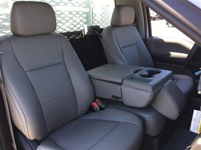 2018 F-550 Regular Cab DRW 4x2,  Scelzi CTFB Contractor Body #JDA04353 - photo 8