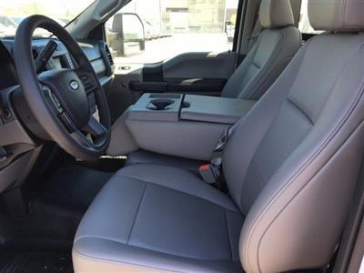 2018 F-550 Regular Cab DRW 4x2,  Scelzi CTFB Contractor Body #JDA04353 - photo 11
