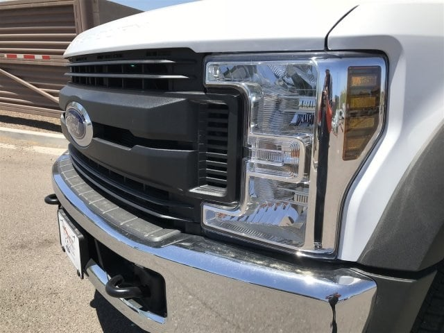 2018 F-450 Regular Cab DRW 4x2,  Scelzi CTFB Contractor Body #JEC14720 - photo 4