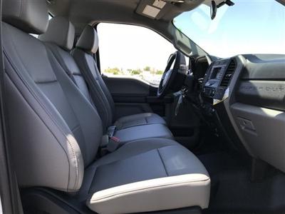 2018 F-450 Regular Cab DRW 4x2,  Scelzi CTFB Contractor Body #JEC14720 - photo 8