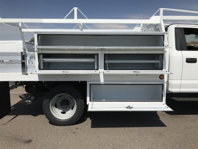 2018 F-450 Regular Cab DRW 4x2,  Scelzi CTFB Contractor Body #JEC21925 - photo 8