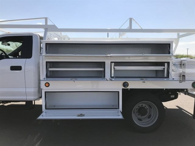 2018 F-450 Regular Cab DRW 4x2,  Scelzi CTFB Contractor Body #JEC21925 - photo 10