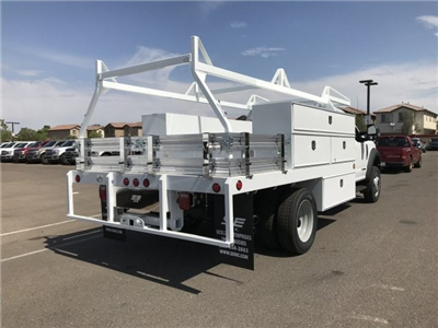 2018 F-450 Regular Cab DRW 4x2,  Scelzi CTFB Contractor Body #JEC21925 - photo 2