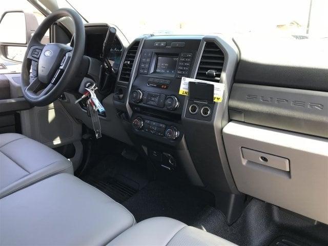 2018 F-450 Regular Cab DRW 4x2,  Scelzi CTFB Contractor Body #JEC27854 - photo 8