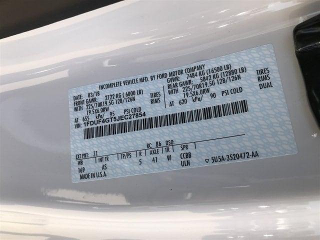 2018 F-450 Regular Cab DRW 4x2,  Scelzi CTFB Contractor Body #JEC27854 - photo 22