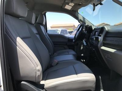 2018 F-450 Regular Cab DRW 4x2,  Scelzi CTFB Contractor Body #JEC27854 - photo 9
