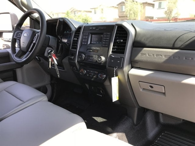 2018 F-450 Regular Cab DRW 4x2,  Scelzi CTFB Contractor Body #JEC49310 - photo 6