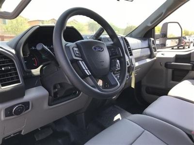 2018 F-450 Regular Cab DRW 4x2,  Scelzi CTFB Contractor Body #JEC49310 - photo 12