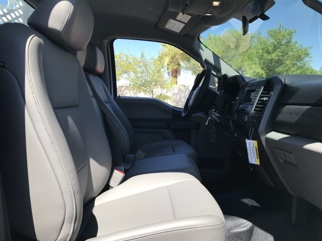 2018 F-450 Regular Cab DRW 4x2,  Scelzi CTFB Contractor Body #JEC71029 - photo 8