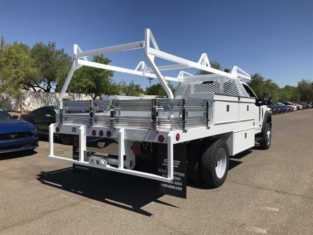 2018 F-450 Regular Cab DRW 4x2,  Scelzi Contractor Body #JEC71029 - photo 1